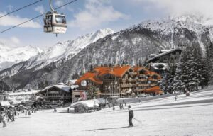 Grandes Alpes Hotel Courchevel
