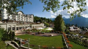 Cristallo Luxury Collection Resort & Spa Cortina d'Ampezzo