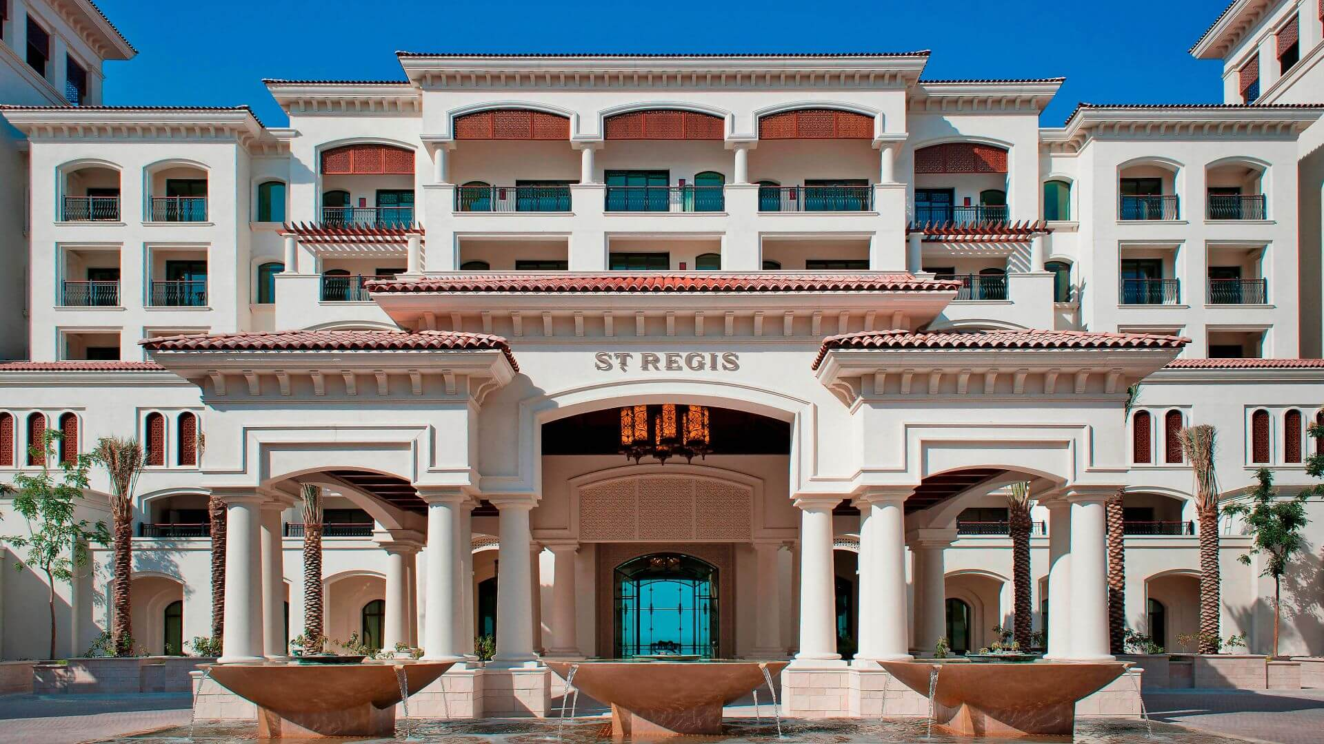 The St Regis Saadiyat Island Resort Abu Dhabi